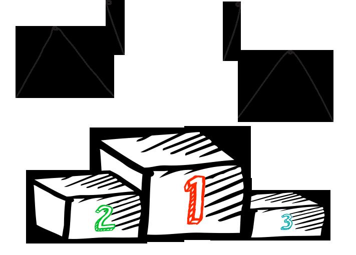podium-top-3
