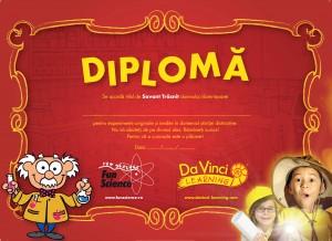 Din A4 calendar+diploma